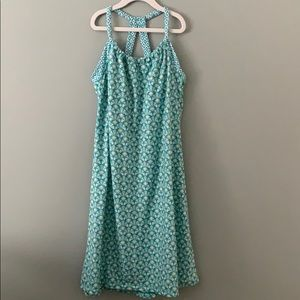 Prana halter dress size small
